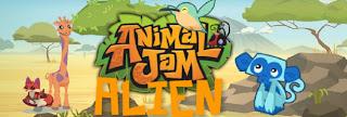 Animal Jam Alien
