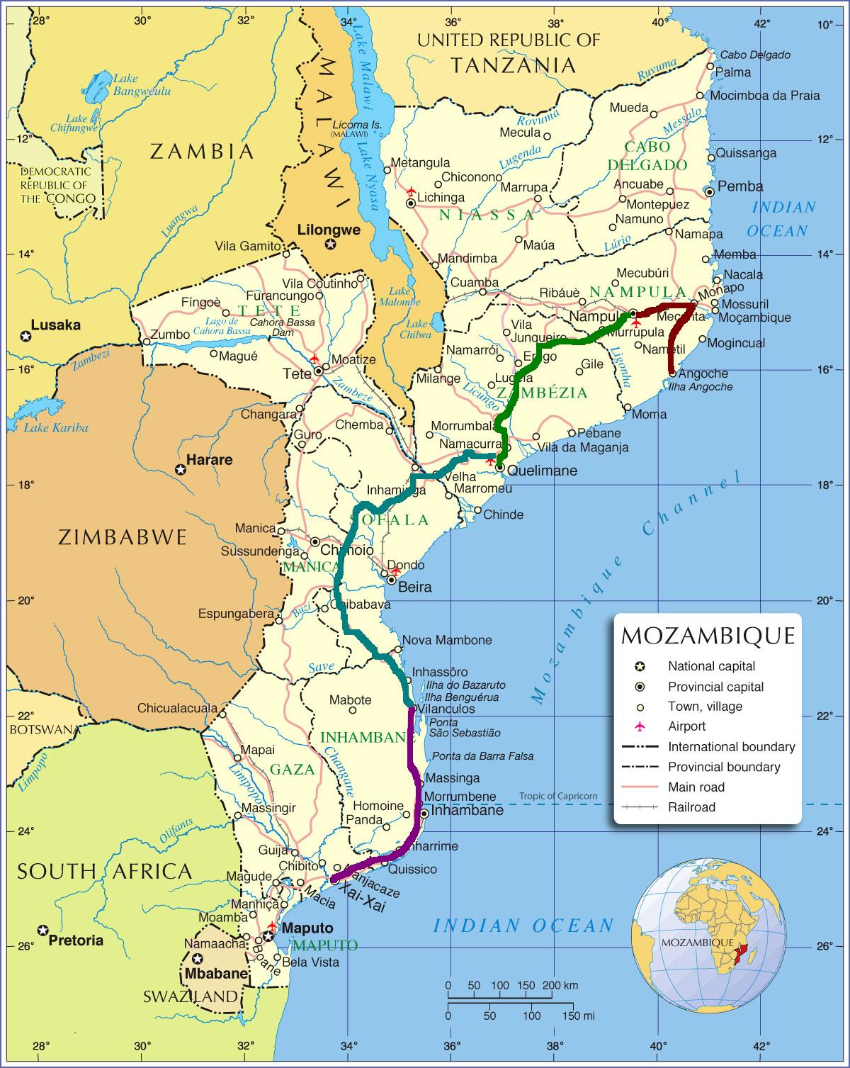 vilanculos is a popular tourist site in inhambane province and also the site of the annual peace corps beer olympics up until my north trip