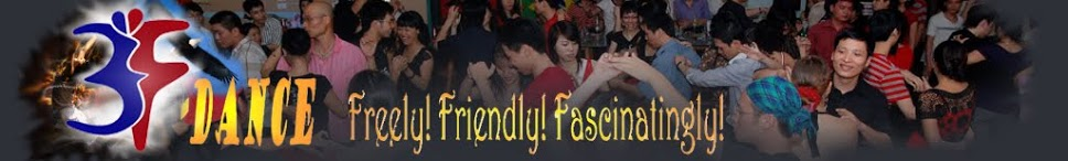 Dance Freely! Friendly!Fascinatingly!