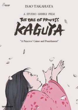 the tale of princess kaguya - a princess' crime and punishment