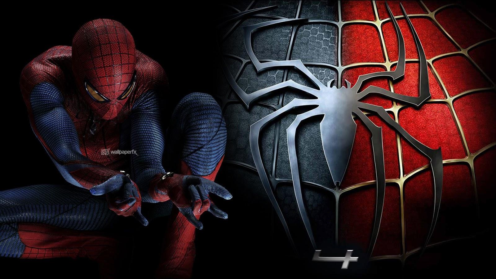 Desktop HD Spiderman Wallpapers Download