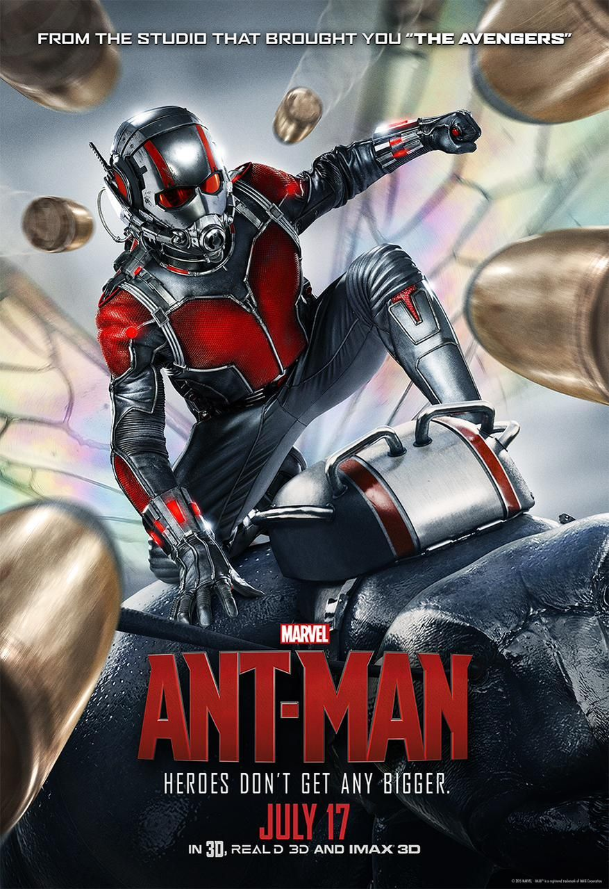 ANT-MAN (ENGLISH MOVIE)