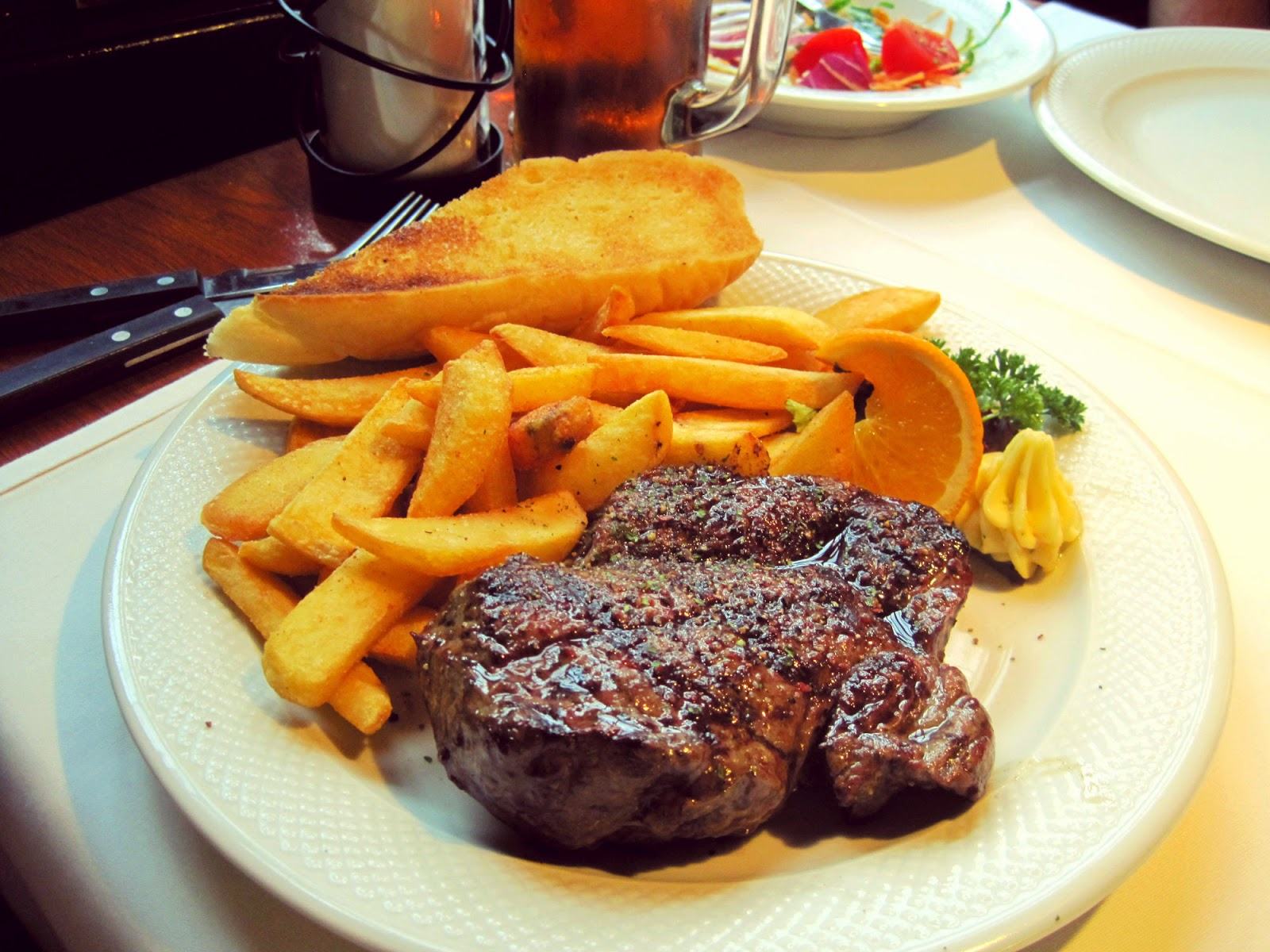 Best steak in Lüneburg