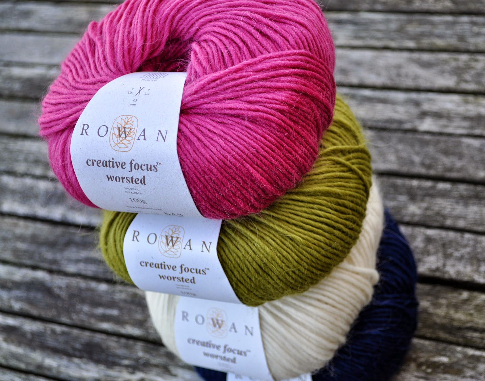 Creativ focus Worsted