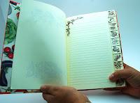 Libro recetas interior