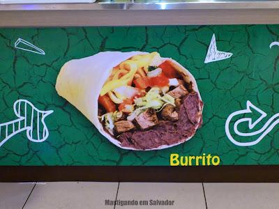 Tex & Mex: Foto de divulgação do Burrito