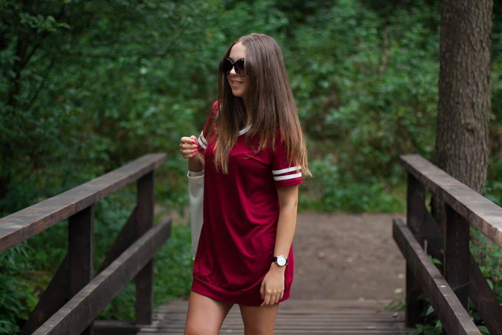 wygodna sukienka na lato