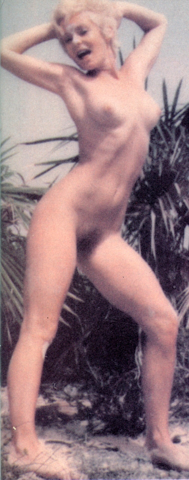 Joey Heatherton - Nude Celeb Scenes