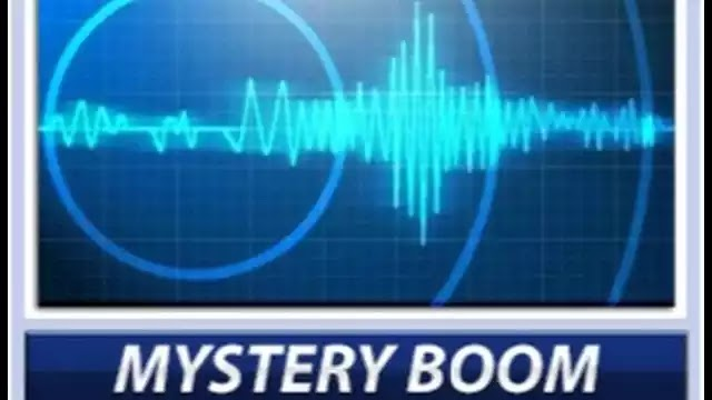 mysterious boom adelaide