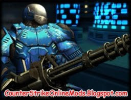 Download Metal Arena Tanker Blue from Counter Strike Online Character Skin for Counter Strike 1.6 and Condition Zero | Counter Strike Skin | Skin Counter Strike | Counter Strike Skins | Skins Counter Strike