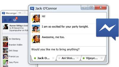 Facebook Messenger Untuk Windows