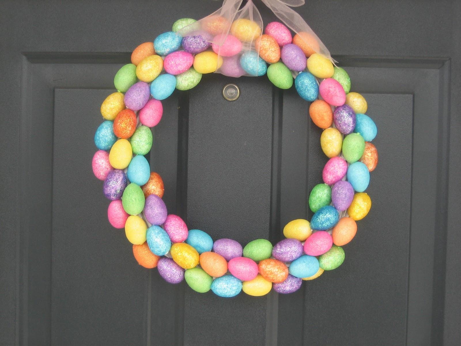 Hobby Lobby Inspiration Easter Wreath