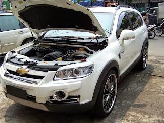 Mobil Chevrolet Captiva Diesel
