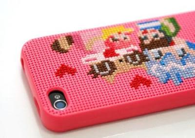 手作りiPhoneケース