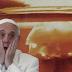 Papa Francisco alerta: ''O fogo do inferno cairá sobre os Eua em breve''
