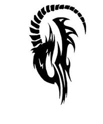 Zodiac Tattoo Designs With Image Zodiac Symbol Picture Tribal Pisces Tattoo 8