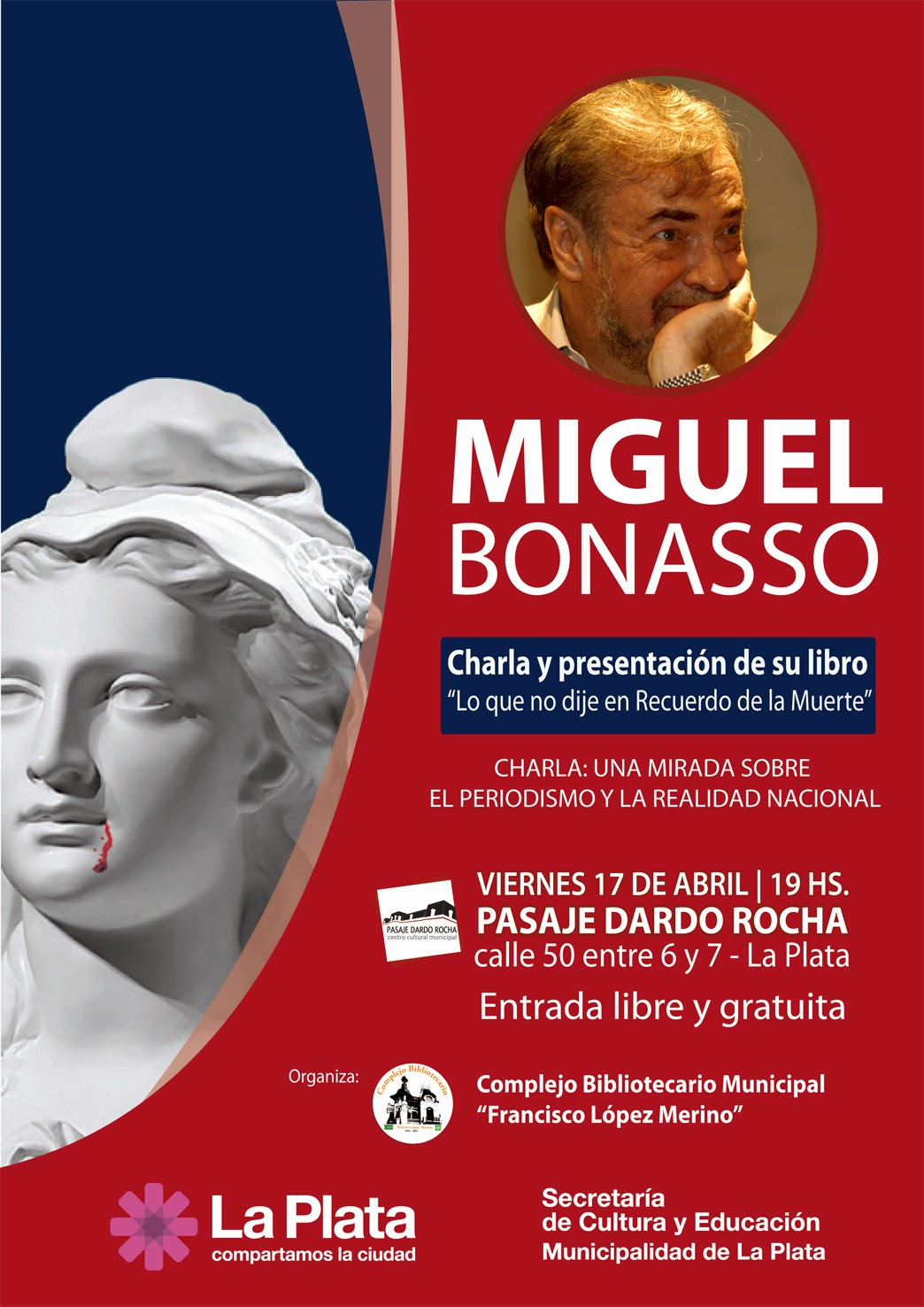 CHARLA DE MIGUEL BONASSO