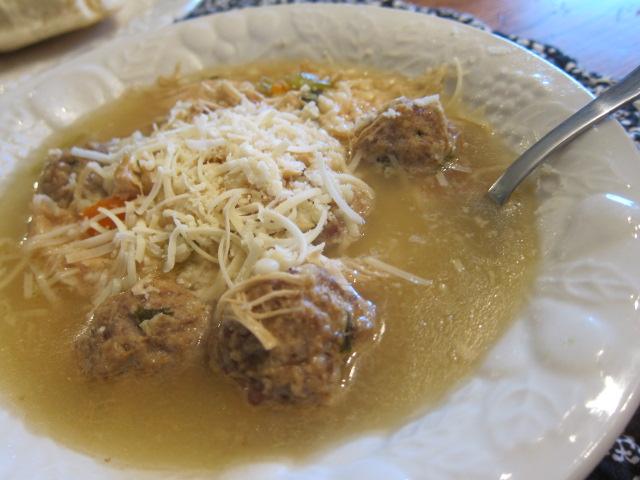 Italian Wedding Soup Your Way