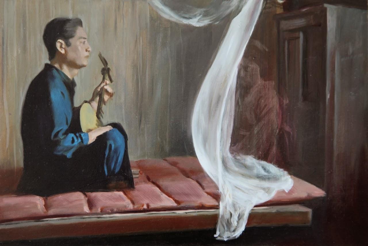 ©Lian Zhang - Pintura