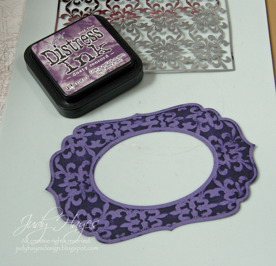 how to use tan embossing mat
