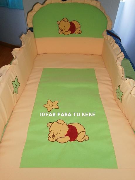 Juegos De Baño De Winnie Pooh:IDEAS PARA TU BEBÉ: JUEGO DE CUNA POOH BEBÉ