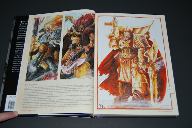 Artbook: Horus Heresy the Collected Visions. DSC_0779
