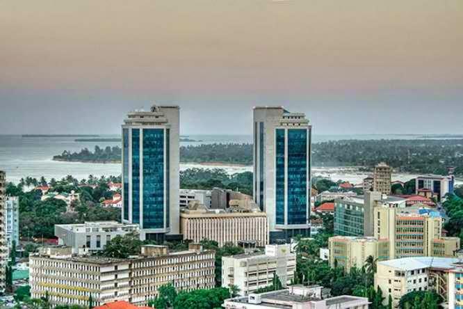 Dar Es Salaam Bank Robbery