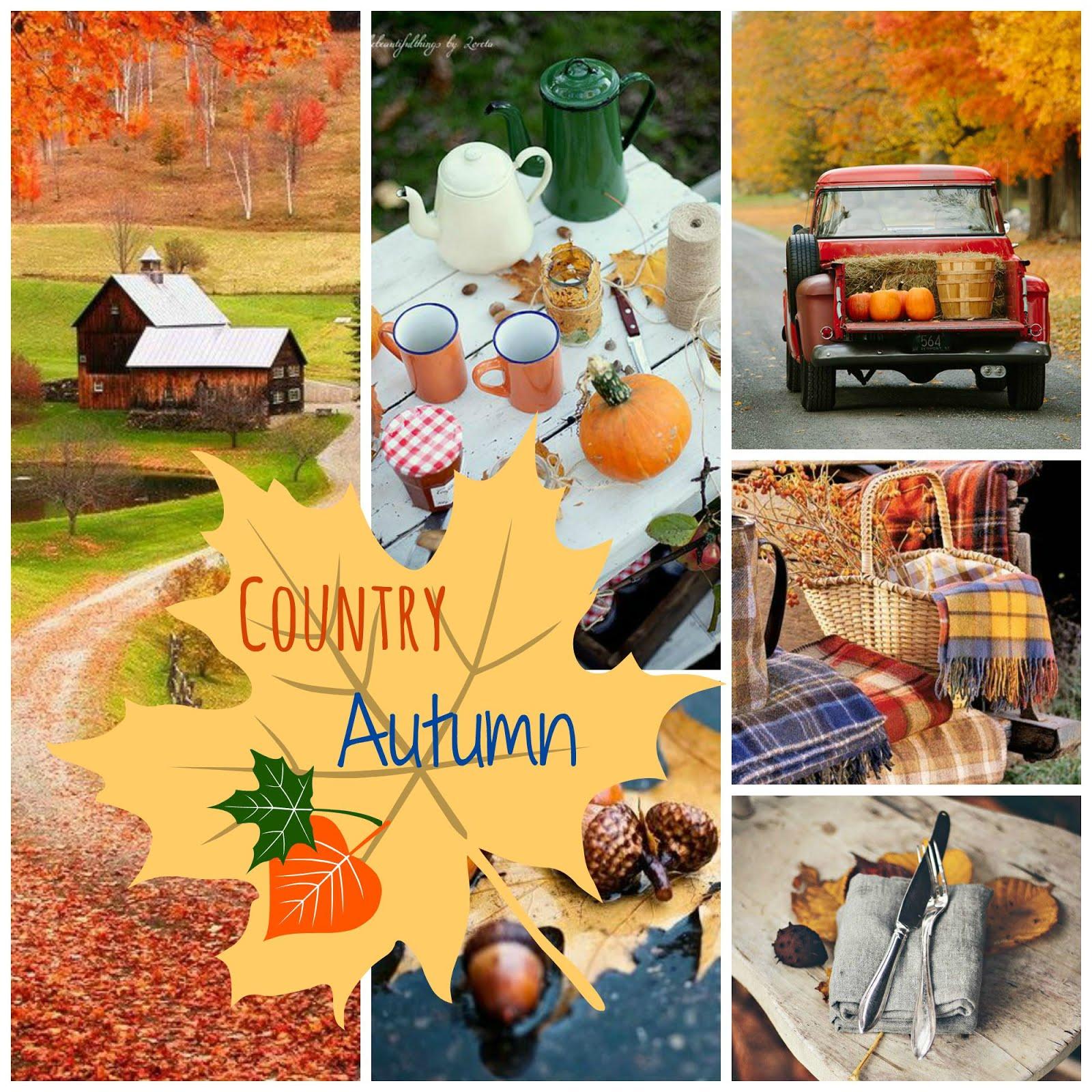 Country autumn - конкурс с призами!