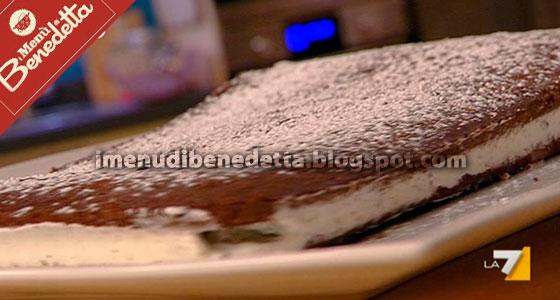 Torta al Latte di Benedetta Parodi
