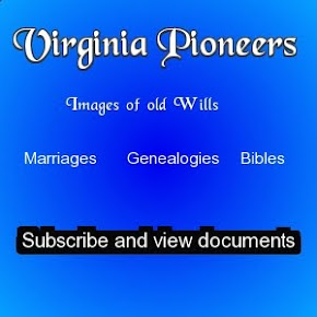 Virginia Genealogy