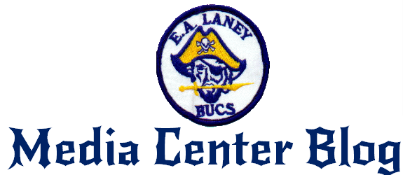 The Blog of the E.A. Laney H.S. Media Center