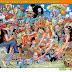 Color Spread (Cover) One Piece 784 Kematian Zombie, Kematian Zoro, atau Mihawk Vs Zoro