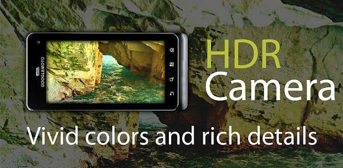 Aplikasi kamera HDR android