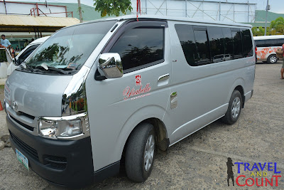 Ysabelle Mansion Van Transfer