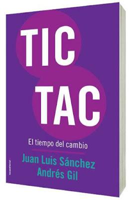 LIBRO - Tic Tac   El Tiempo Del Cambio  Juan Luis Sánchez (Roca - 10 septiembre 2015)  POLITICA - PERIODISMO | Edición papel & ebook kindle  Comprar en Amazon