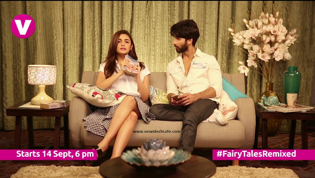 'Twist Wala Love - Fairy Tales Remixed' Season 2 Channel V Upcoming Tv Show Story|Cast|Promo|Timings wiki