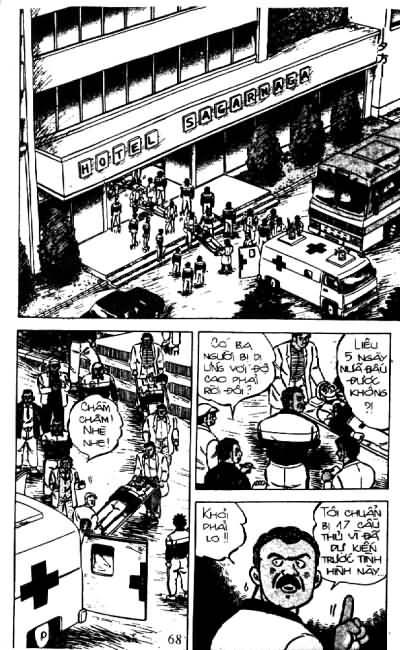 Jindodinho - Đường Dẫn Đến Khung Thành III Tập 26 page 68 Congtruyen24h