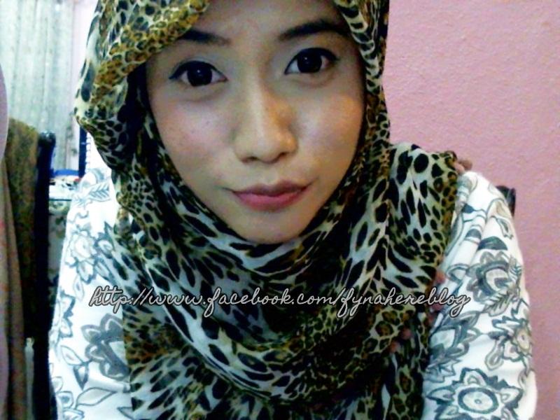 Hijab Tutorial : Bawal Style inspired by Dian Pelangi