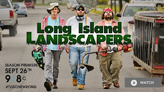 long island landscapers trailer