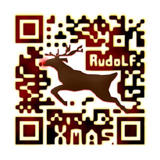Rudolf QR Code
