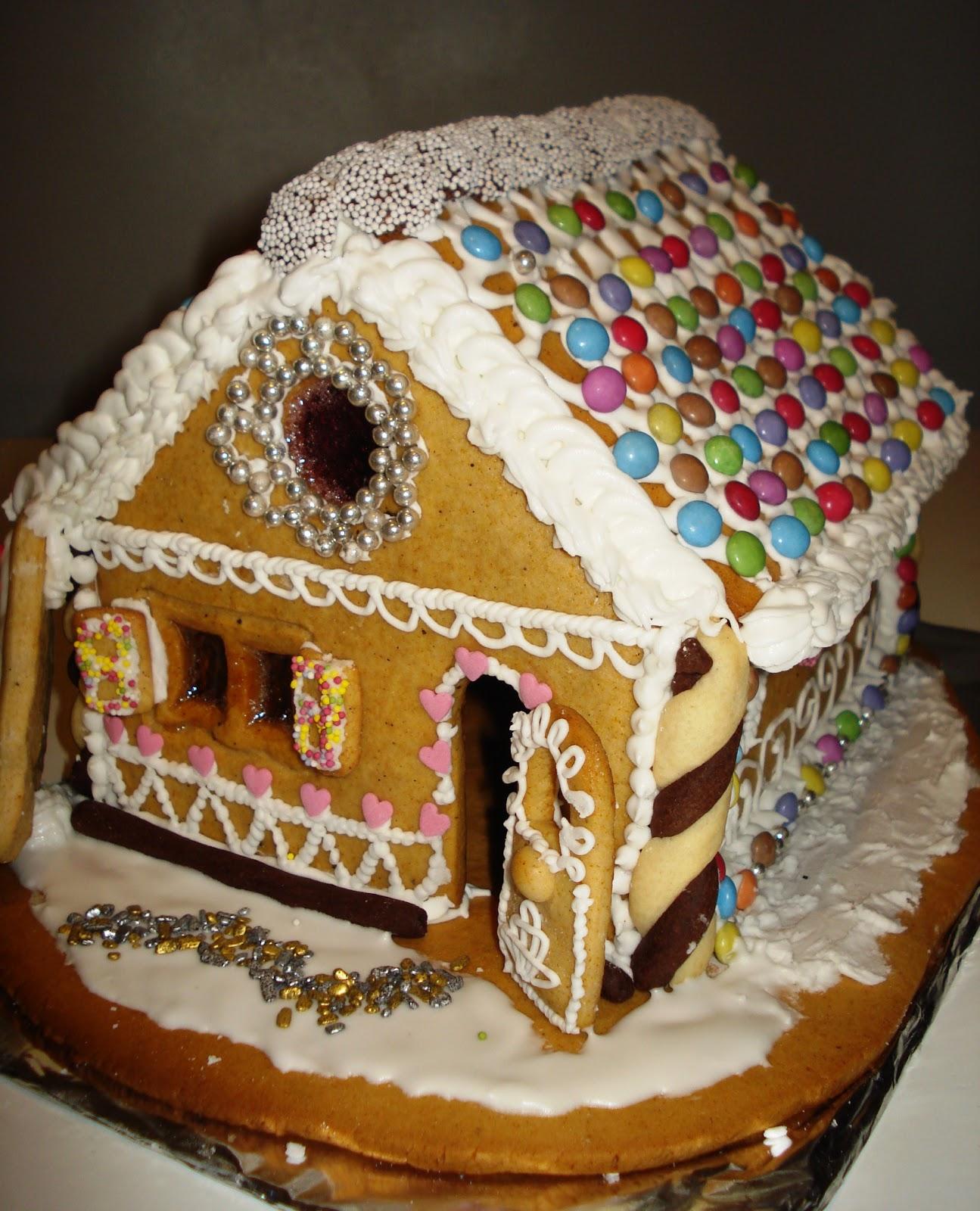 Envie de sucre maison en pain d 39 pices o mon r ve d 39 enfant r alis - Kit maison en pain d epice ...