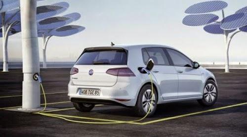 Mobil Listrik VW e-Golf Bakal Melenggang Tahun Ini