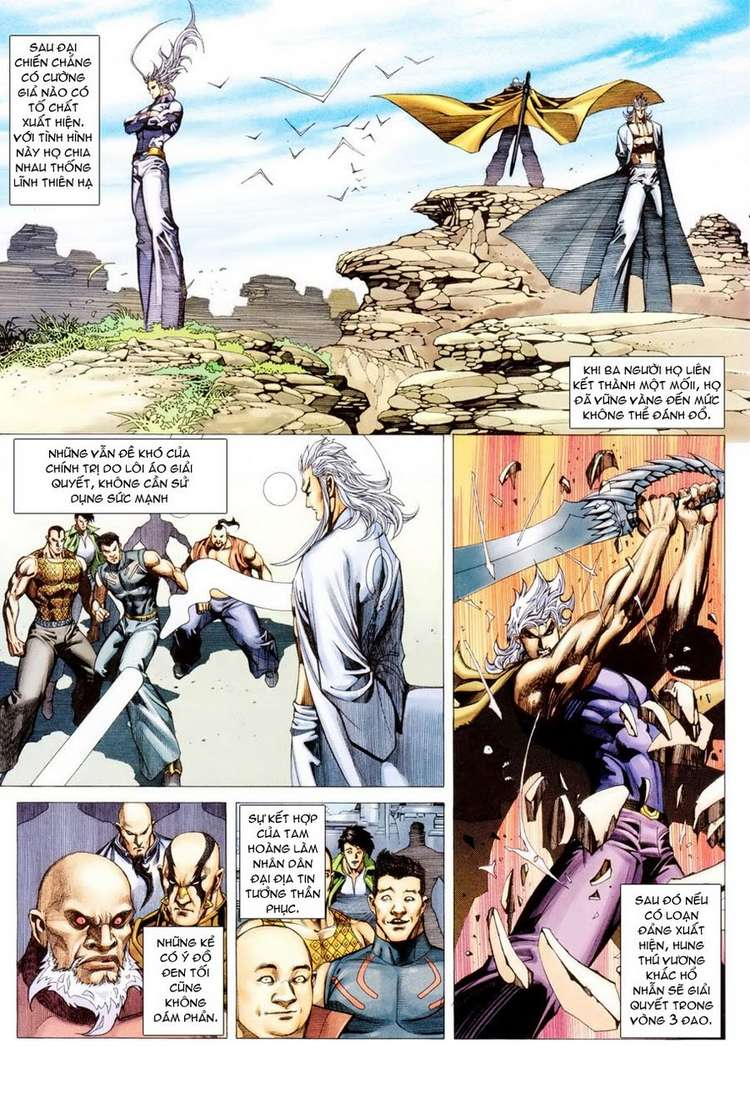 Võ Thần chap 300 - Trang 42