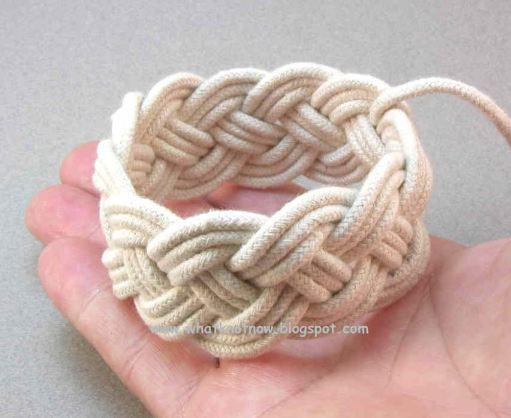A Super Turk S Head Knotted Bracelet Tutorial The Beading Gem Journal