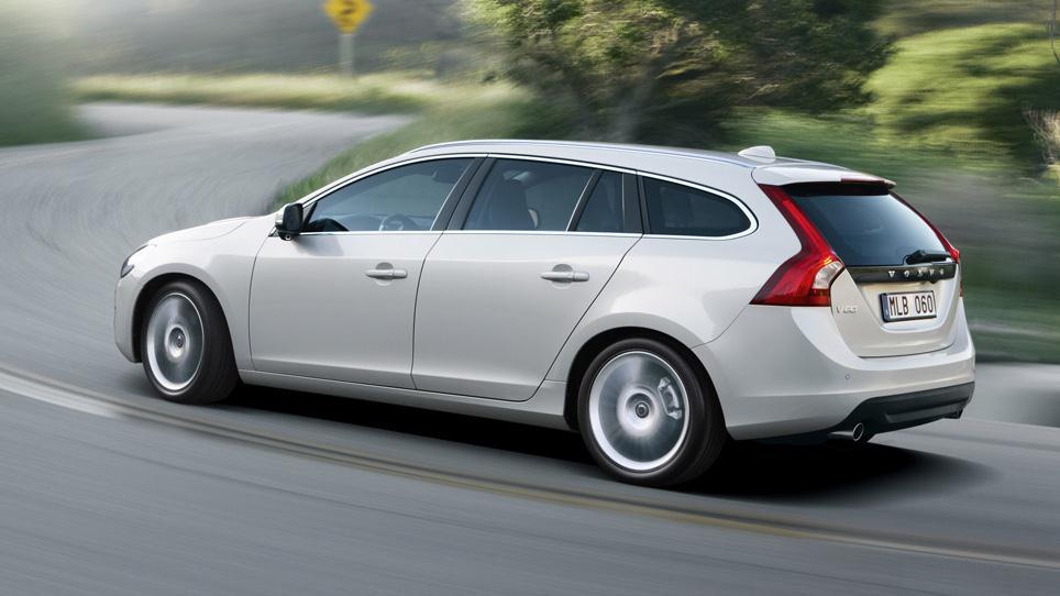 2012 new car models 2012 volvo v60 and v60r wagon. Black Bedroom Furniture Sets. Home Design Ideas