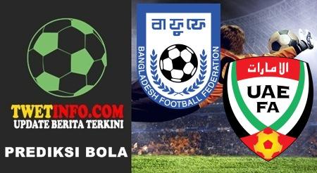 Prediksi Bangladesh U16 vs UAE U16, AFC U16 18-09-2015