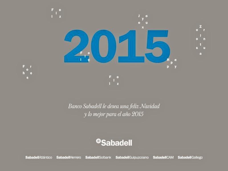 Una sonrisa por favor for Sabadellatlantico oficinas