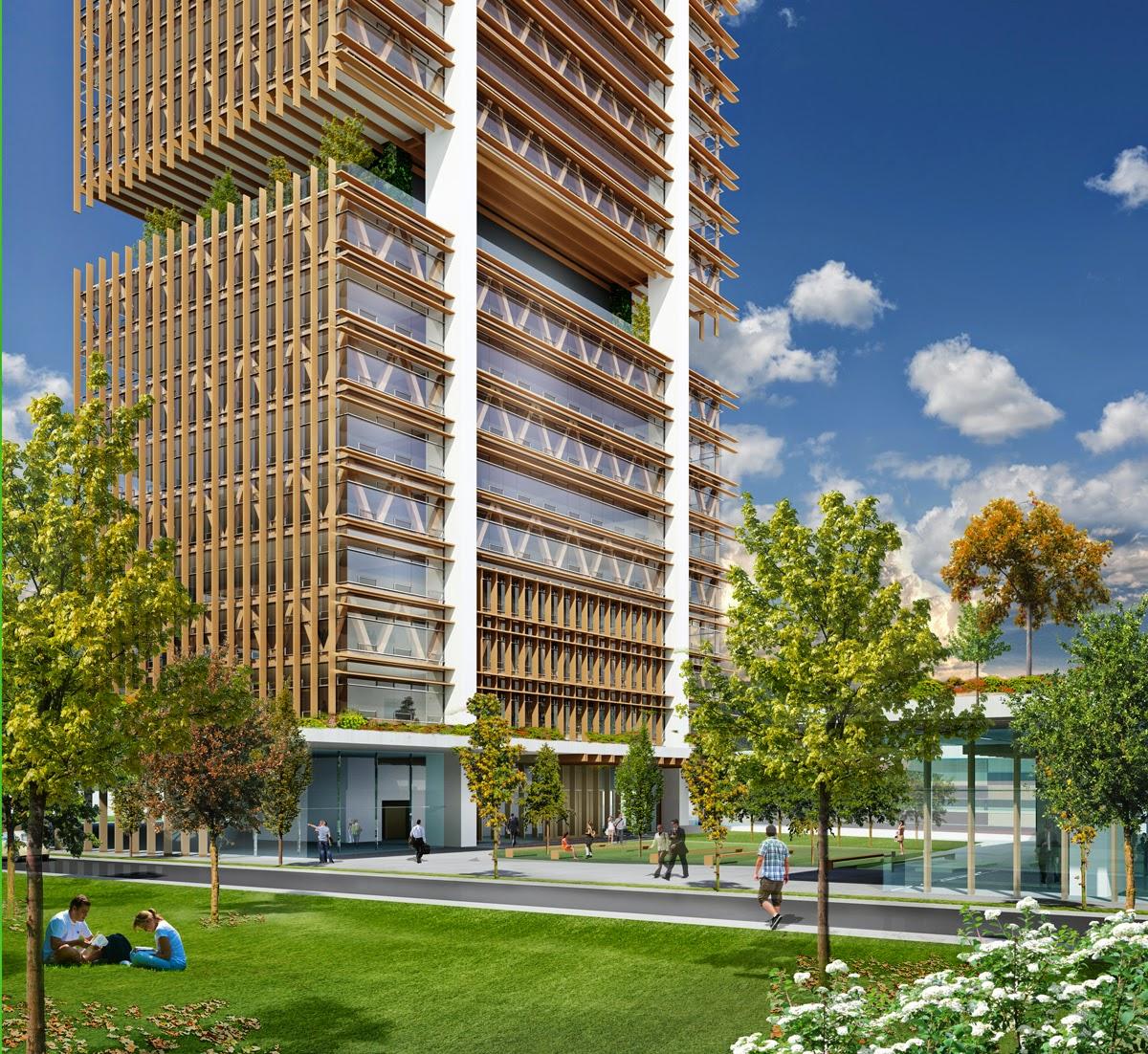 The bim jedi formally the revit jedi cei 39 s 40 storey for Architecture hybride