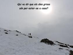 A l'hivern....més muntanya