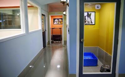 Mỗi một căn phòng đều có một phòng vệ sinh riêng.